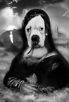 Svět je plný psů